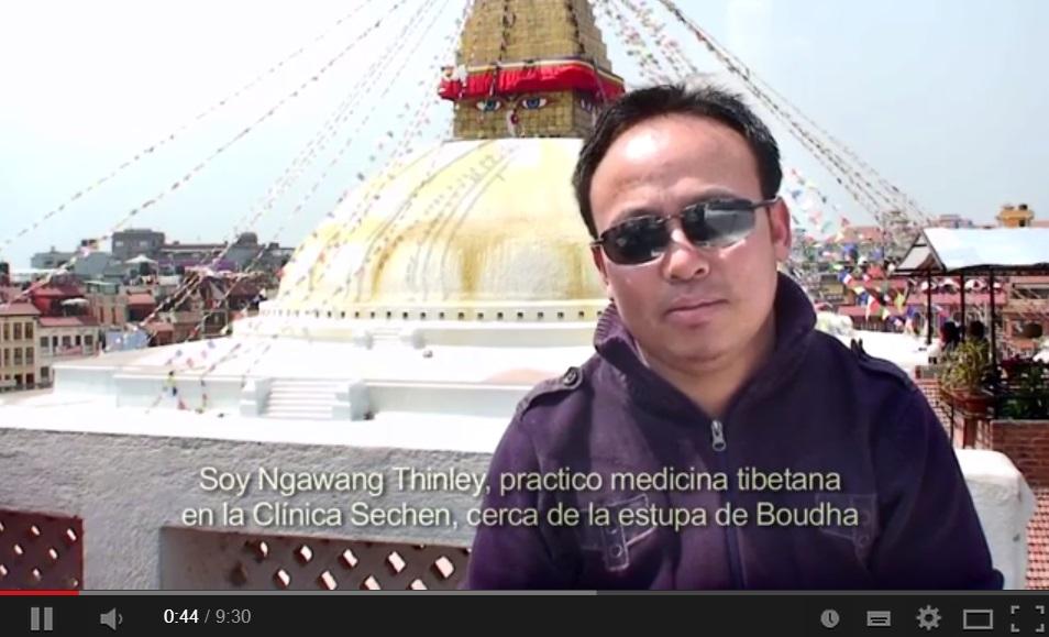 Presentación Ngawang Thinley